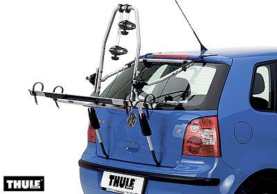 מתוחכם מנשא אופניים לרכב THULE 9106 9105 חיסול מלאי !!!! VM-22
